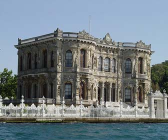 BEYLERBEYI  The Royal Beauty of Beylerbeyi Palace.